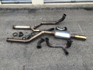 "Porsche 944 Turbo 3"" SS Exhaust"
