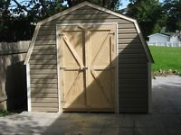 SHED (10X12)