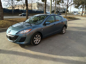 2010 Mazda Mazda3 Sedan Safetied and E-tested
