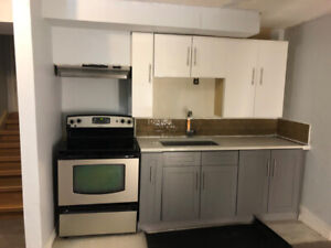 fully renovated one bedroom suite for rent.