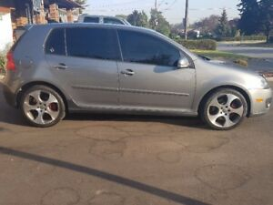 2009 Volkswagen GTI Turbo 2.0 Hatchback
