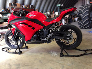 2013 Kawasaki Ninja 300 for sale