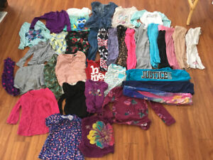 6-7 girls clothing lot