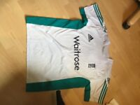 Adidas England Cricket Mens Training Top - Size XL 48/50 Chest