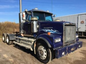 2014 Western Star 4964, Used Day Cab Tractor
