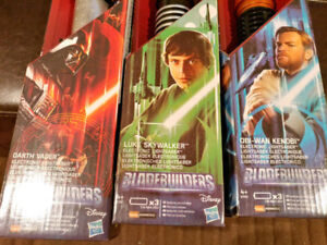 New Starwars light sabers combo one set for sell