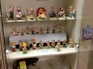 28 pieces of vintage napcoware figurines from japan