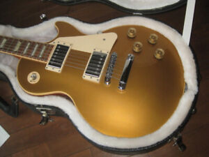Gibson Les Paul Traditional Goldtop 2012