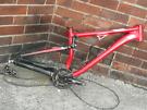 Kona Precept Mountain Bike Frame