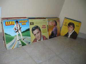 Disques d'Elvis
