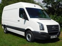 VW Crafter 35 MWB TDI NO VAT TO PAY