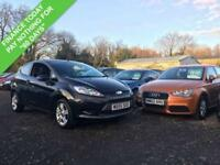 2009 09 FORD FIESTA 1.2 STYLE 3DR 81 BHP