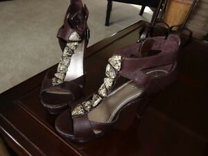 Ladies Shoes, Size 8 & 8.5  New