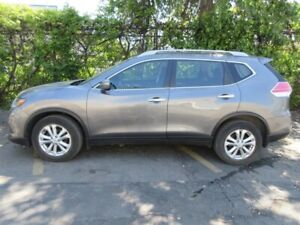 Nissan Rogue FWD 4dr 2014