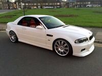 Bmw m3 e46 hard top
