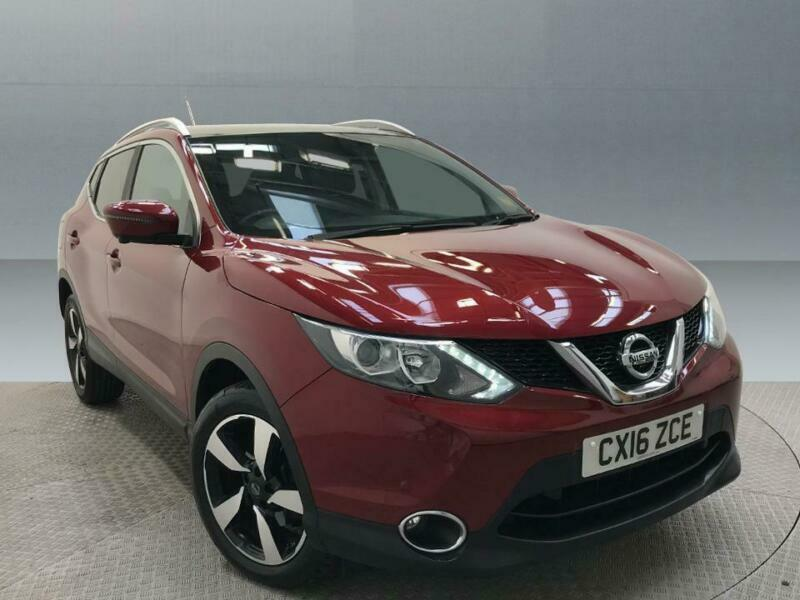 North Point Nissan >> Nissan Qashqai 1 5 Dci N Tec 5dr In York North Yorkshire Gumtree