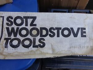 Sotz wood stove tools