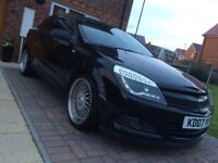 2007 Vauxhall Astra 1.7 sxi cdti nicely modified *part ex welcome*