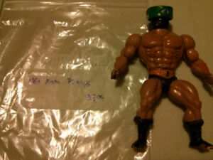 Masters of the Universe (MOTU) action figure Tri Klops $5