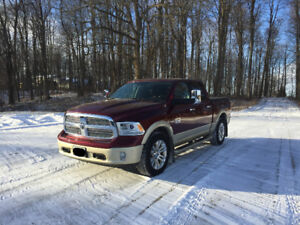 2017 Dodge Power Ram 1500 LONGHORN Pickup Truck