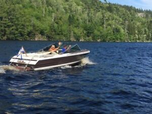 19' Arbian Ski Boat with new trailer