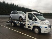 AGL Transport/Recovery local and nationwide collection and deliveres