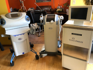 LASER MACHINES (Healthcare Equipment and Supplies)