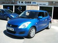 2013 (63) Suzuki Swift 1.2 SZ3 3d ** £30 Tax **