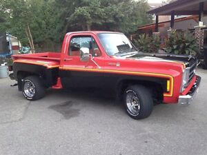 1979 Chevy C10 step side