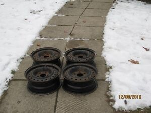 Steel Rims for Winter Tires