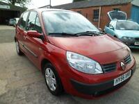 Renault Scenic 1.6 VVT ( 111bhp ) Expression