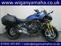 YAMAHA NIKEN GT, 19 REG 795 MILES, 850cc 3 WHEEL MOTORCYCLE WITH PANNIERS...