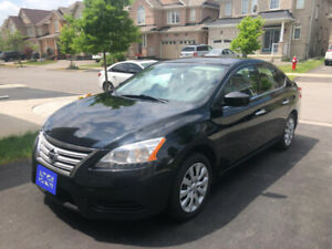 Excellent 2014 NISSAN SENTRA Auto All Power Option 1 Owner Car