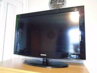 "SAMSUNG LE32A457 32"" LCD HD TV FREEVIEW TELEVISION"