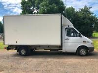 54 MERCEDES SPRINTER 2.2 CDI FRIDGE VAN LUTON BOX HISTORY ONE PR OWNER PX SWAPS