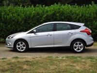 2013 Ford FOCUS 1.6 ZETEC ECONETIC TDCI 105 Manual Hatchback