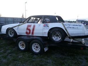 1988 Chevrolet Monte Carlo Coupe (2 door) stock car