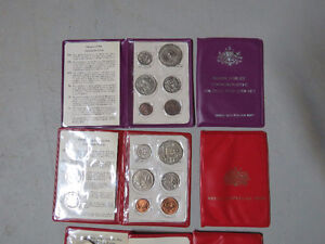 Australian Uncirculated Coin Sets For Sale London Ontario image 2