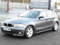 BMW 120 2.0TD 2005 Sport, FSH, 5 Door Hatchback, 6 Months AA Warranty