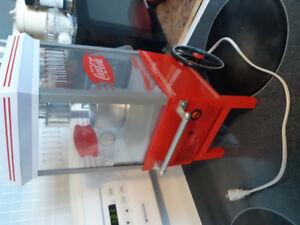 Nostalgia Coca-Cola Popcorn Maker.