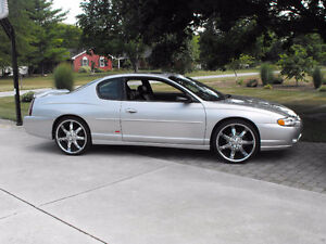 2001 Chevrolet Monte Carlo- PARTS FOR SALE