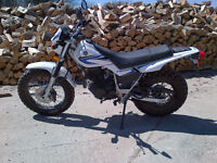 2012 TW200 for sale!