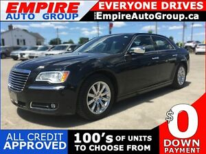 2012 CHRYSLER 300 LIMITED * LEATHER * SUNROOF * BLUETOOTH * REAR London Ontario image 1