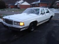 1989 Mercury Grand Marquis Sedan