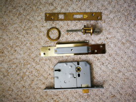 complete set of Yale lock for sale, one key