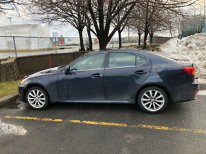 Lexus 2006 IS250 AWD for sale