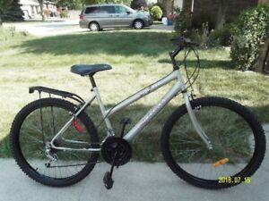 "Ladies 26"" bike SUPERCYCLE 15 speeds good condition."