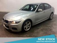 2012 BMW 3 SERIES 320d M Sport 4dr Step Auto