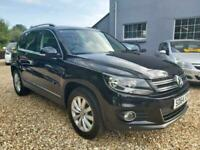2014 (64) Volkswagen Tiguan 2.0TDI ( 140ps ) 4Motion ( BMT ) ( s/s ) Match - 4WD