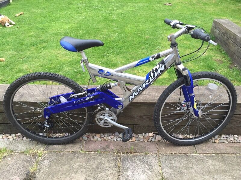 Concept Marlin Men's Mountain Bike
